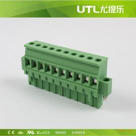 尤提乐线路板插拔式端子MA2.5/VF5.0/5.08