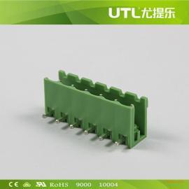 插拔式端子MB2.5/V5.0(5.08)PCB接线端子