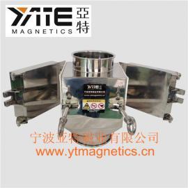磁板式管道除铁器