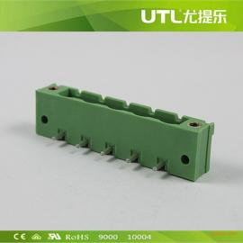 MB2.5/VF7.62 大电流接线端子 插拔式接线端子