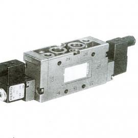 FESTO电磁阀JMFH-5-3/8双电控电磁空气阀参数