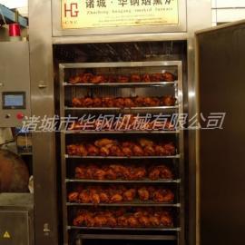 烟熏炉设备,鸡鸭禽类烟熏烘烤设备