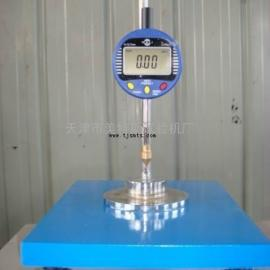 土工膜糙面厚度试验仪