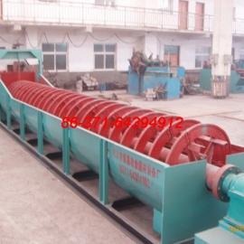 新一代螺旋洗石机选矿设备节能环保fu
