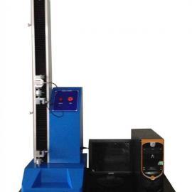 单柱万能材料试验机