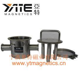 流体除铁器,液体除铁器,磁棒过滤器,管道除铁器,高磁棒,不锈钢磁�