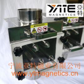 箱式磁格栅,磁棒过滤器,除铁磁棒,磁力架,磁格栅,干燥机磁棒,粉碎