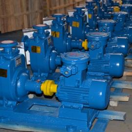 ZW300-800-14无堵塞自吸排污泵