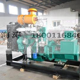 500KW 天然气发电机 燃气专用发动机