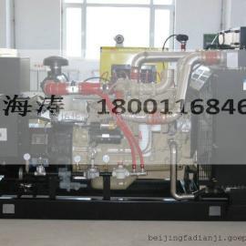 150KW 潍柴天然气发电机 燃气专用发动机