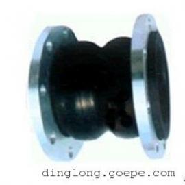 鼎龙优质KXT双球体负压可曲挠橡胶接头