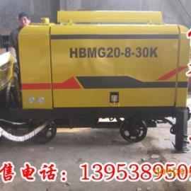 洛阳煤矿用混凝土泵正确的使用方法