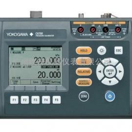 日本横河CA700-E-03-U2-P2压力校准器