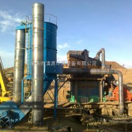 铁选厂破碎机除尘器 铁矿石振动筛除尘器  破碎车间除尘器