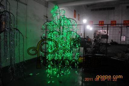 景观柳树灯/风景区装饰柳树灯