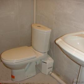 家用小型全自动马桶提升泵 地下室别墅全自动污水提升器