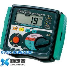 日本共立|克列茨MODEL 5406A漏电开关测试仪