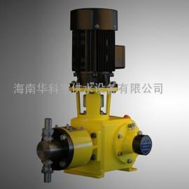 海南JX系列柱塞计量泵