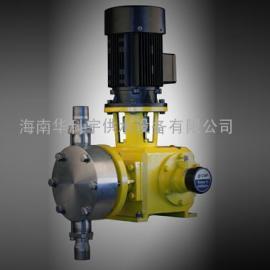 海南GX系列机械隔膜计量泵