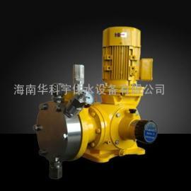 海南GH系列液压隔膜计量泵