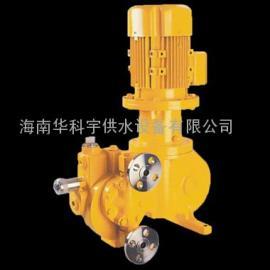 海南FROY系列液压隔膜计量泵
