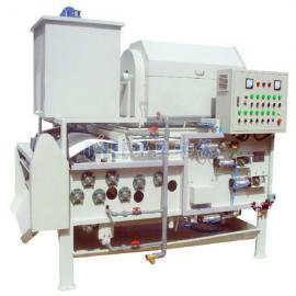皮革和制革污水处理带式泥脱水机