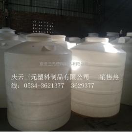 3吨甲醇塑料桶 3吨塑料储罐
