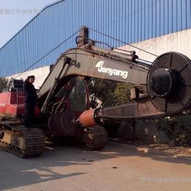 挖机改装旋挖钻