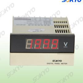 厂家直销电压表,DK3数字电压表,直流电压表