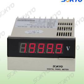 厂家直销电压表,DP4数字电压表,直流电压表