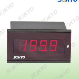 厂家直销电压表,DB3数字电压表,直流电压表