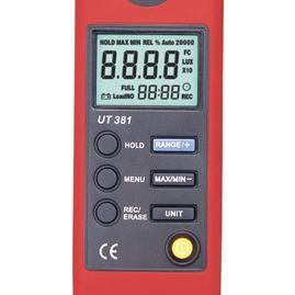 优利德UNI-T UT381数字式照度计