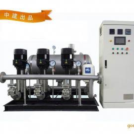 湖南怀化市无负压变频供水设备价格/全自动工作方式智能变频供水