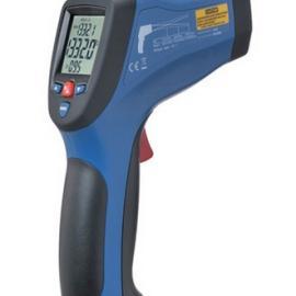 手持式红外测温仪 专业高温双激光红外线测温仪
