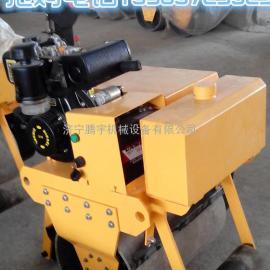 腾宇机械|手扶式单轮柴油压路机,沟槽压路机,压实机