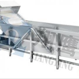 连续式洗菜机 连续式自动洗菜机 连续式洗菜机流水线