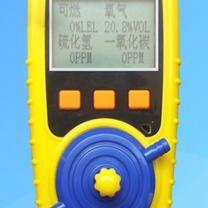 四合一气体检测仪(可燃\氧气\一氧化碳\硫化氢)