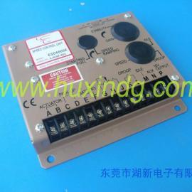 ESD5500E发电机转速控制器调速板