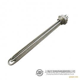 上海耐腐蚀不锈钢电热管加热管电加热管发热器发热棒电热棒