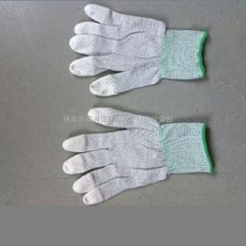 防静电碳纤维手套|防静电涂层手套