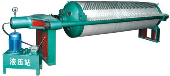 尾矿回收设备压滤机