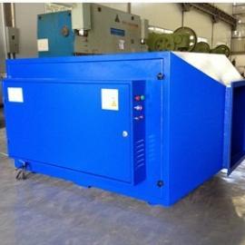 低空静电油烟净化器,蜂窝型,铝电场