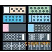 12孔免疫荧光原位杂交专用载玻片免疫疫荧光检测杂交载玻片各种孔