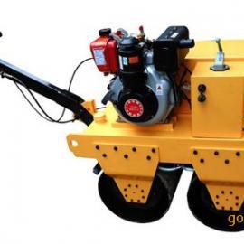全工小型钢轮SY-C600型手扶式压路机