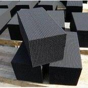低阻力蜂窝活性炭