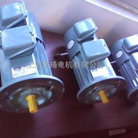 正宗变频刹车电机 高速变频刹车马达2-200HZ可调