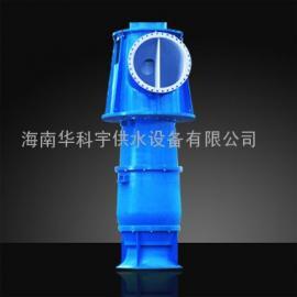 海南立式导叶式混流泵