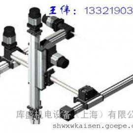 包装生产线全自动化机器人机械手臂,线性模组滑台