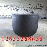 高节能熔铝石墨坩埚性能 780*890熔铝石墨坩埚寿命
