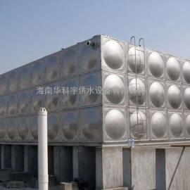 儋州不锈钢保温水箱